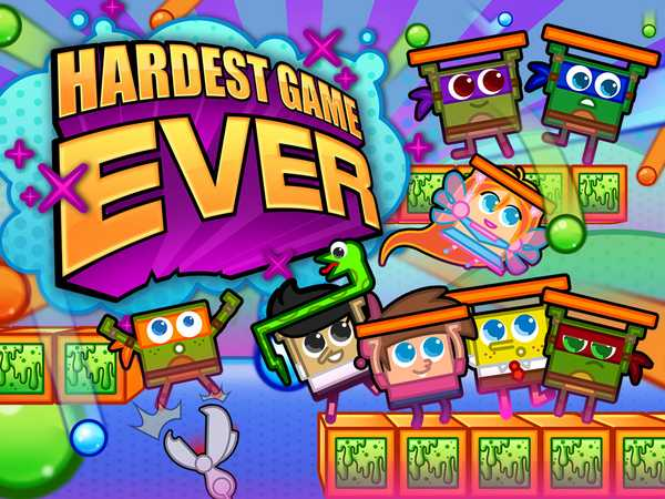 Nickelodeon's Hardest Game Ever