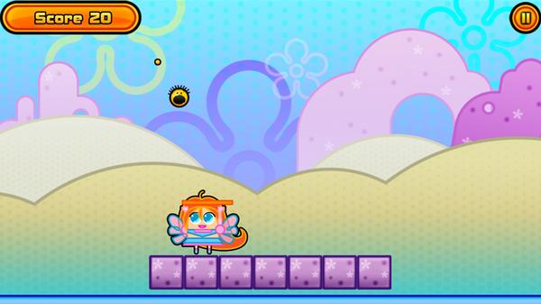 Nickelodeon's Hardest Game Ever Screenshot Picture