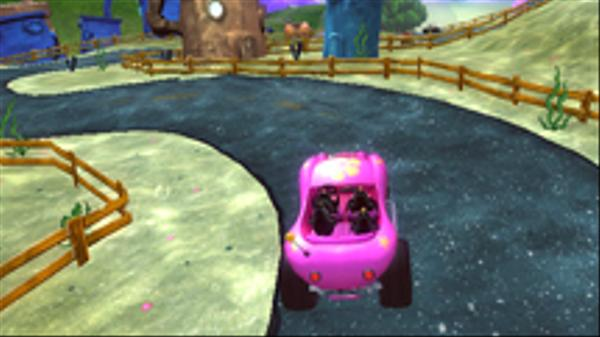 Nick Racers Revolution 3D Screenshot Picture