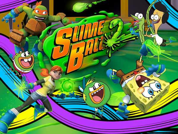 Kids Choice Sports: Slimeball