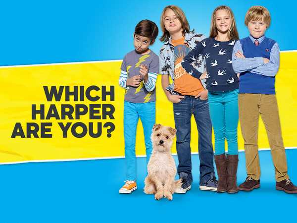 Nicky, Ricky, Dicky & Dawn: Which Harper Are You?