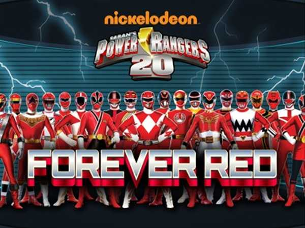 red power ranger games