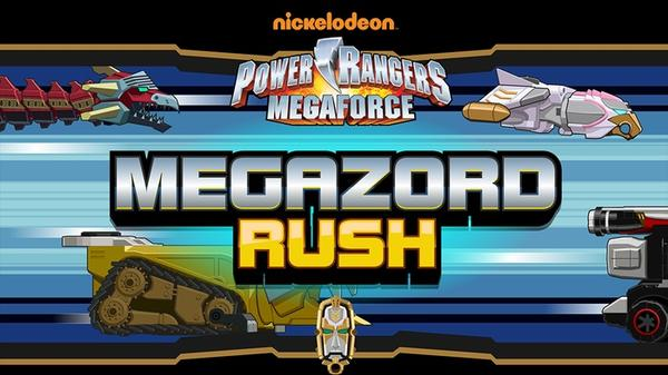 Megazord Rush Featured Image