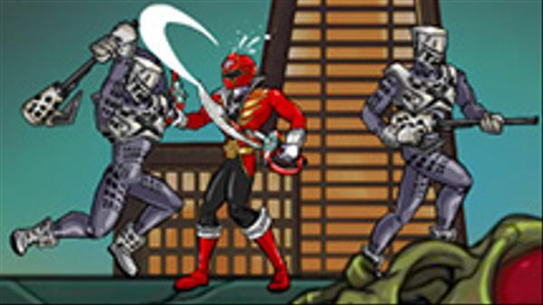 Super Megaforce: Legacy Screenshot Picture