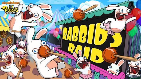 Rabbids Raid Featured Image