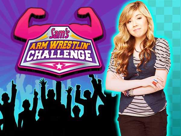 Sam's Arm Wrestling Challenge