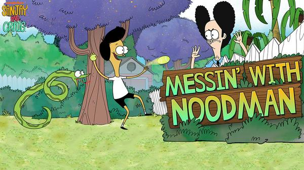 Messin' with Noodman Featured Image