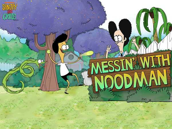 Promo type 1: Sanjay and Craig: Messin' with Noodman