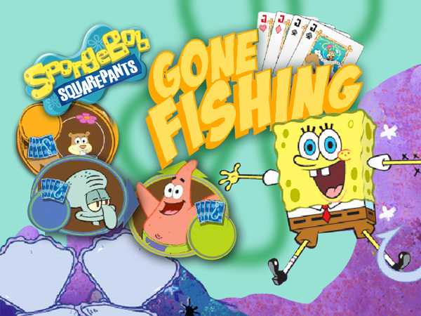 SpongeBob SquarePants: Gone Fishing