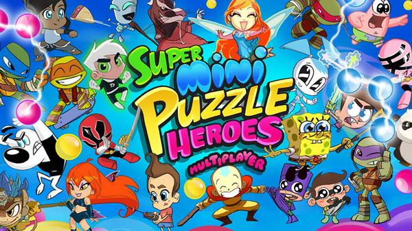 Super Mini Puzzle Heroes Featured Image