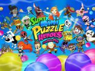 Super Mini Puzzle Heroes Multiplayer