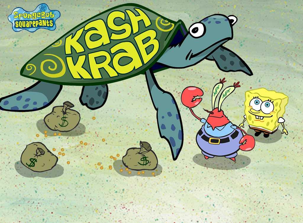 SpongeBob SquarePants: Kash Krab
