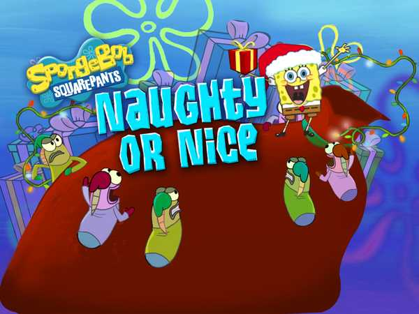 SpongeBob SquarePants: Naughty or Nice