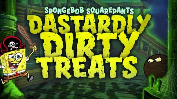 Dastardly Dirty Treats! Featured Image