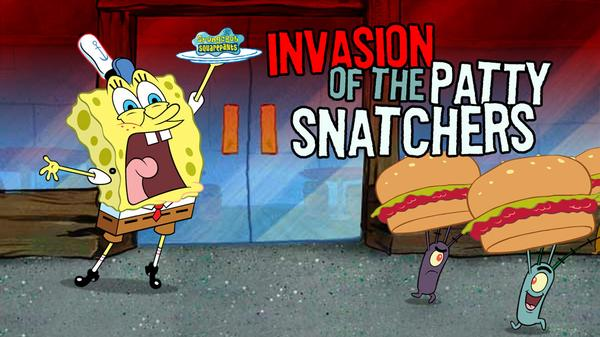 Invasion Patty Snatchers Featured Image