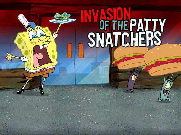 SpongeBob: Invasion of the Patty Snatchers