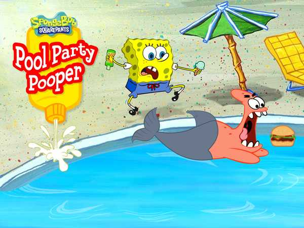 SpongeBob SquarePants: Pool Party Pooper