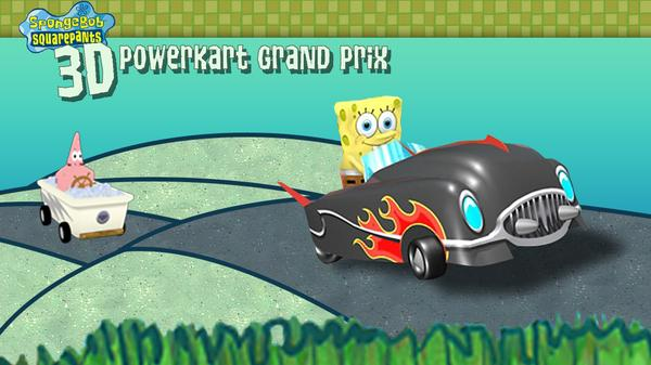 3D Powerkart Grand Prix Featured Image