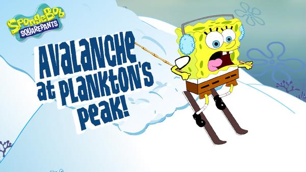 Avalanche at Plankton's Peak Featured Image