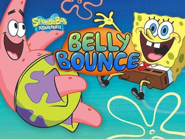 SpongeBob SquarePants: Belly Bounce