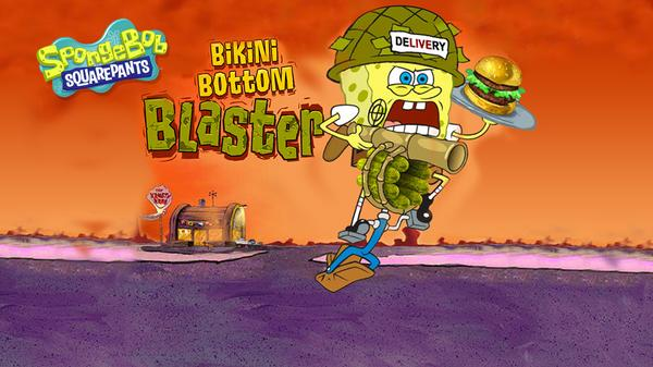 Bikini Bottom Blaster Featured Image