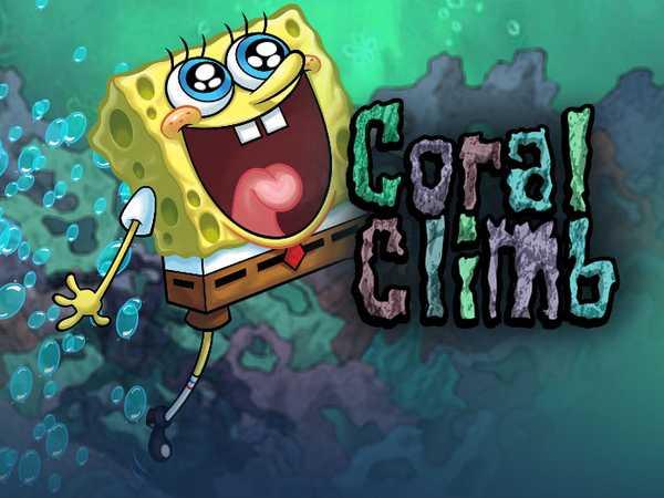 SpongeBob SquarePants: Coral Climb