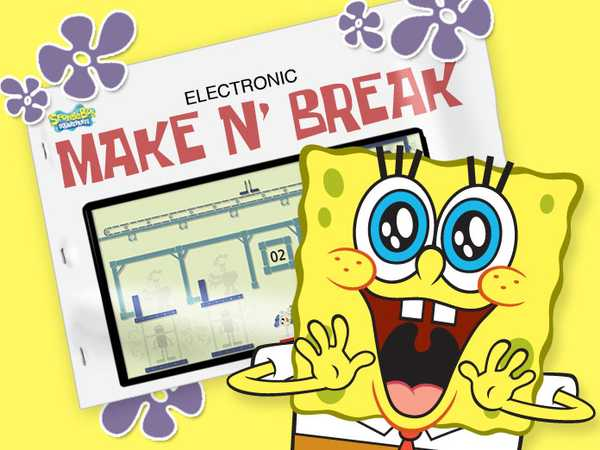 SpongeBob SquarePants: Make n' Break