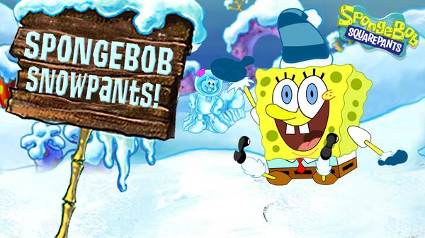 SpongeBob SnowPants! Featured Image