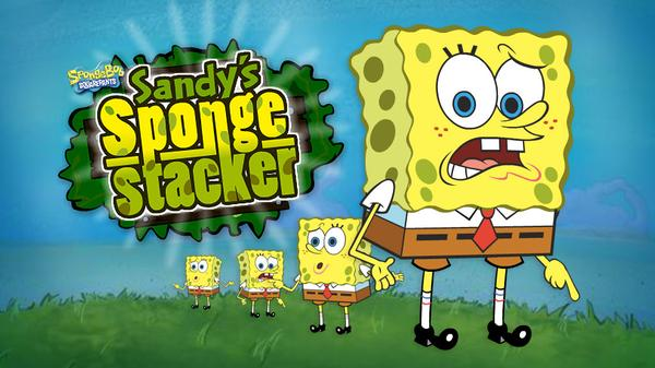 Sandy's Sponge Stacker Featured Image