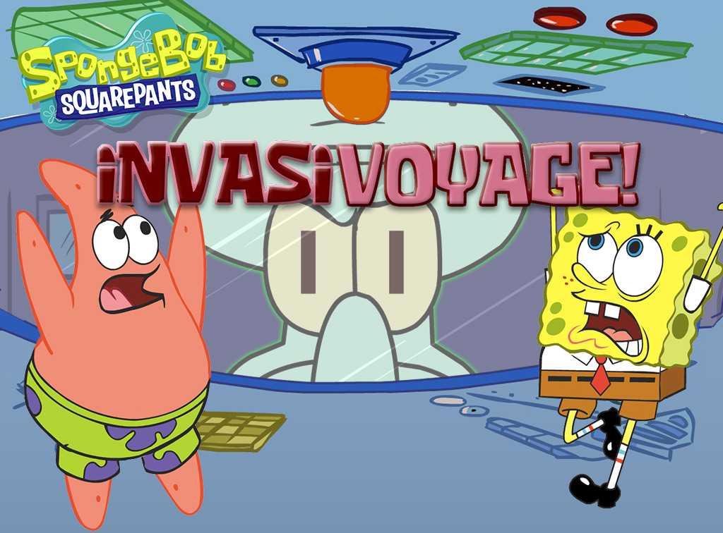 SpongeBob SquarePants: InvasiVoyage