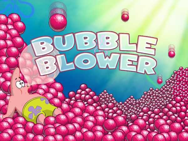 SpongeBob SquarePants: Bubble Blower