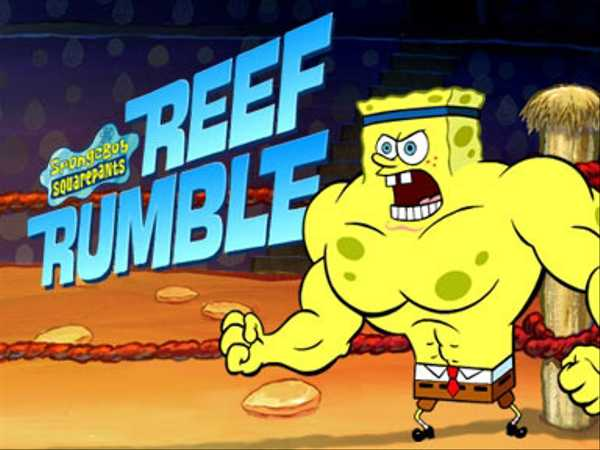SpongeBob SquarePants: Reef Rumble