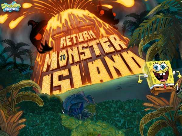 Spongebob Squarepants Return To Monster Island