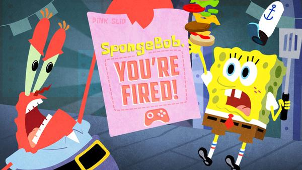 SpongeBob You're Fired! Featured Image