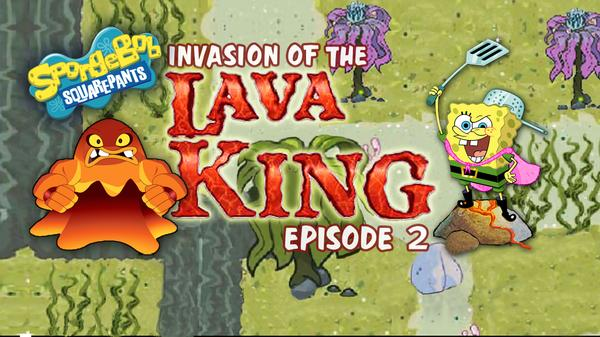 Invasion of the Lava King 2 Featured Image
