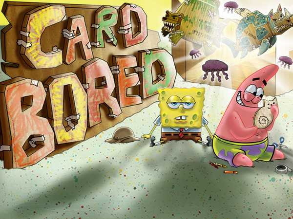 SpongeBob SquarePants: Cardbored