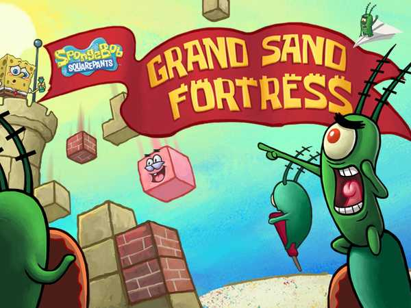 SpongeBob SquarePants: Grand Sand Fortress