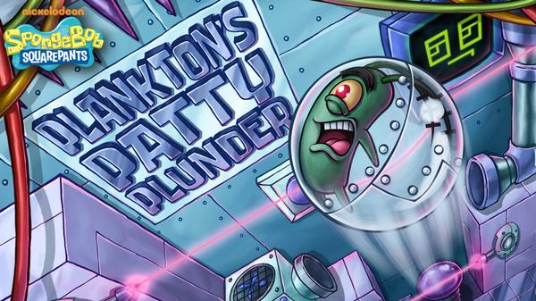 Plankton's Patty Plunder Featured Image