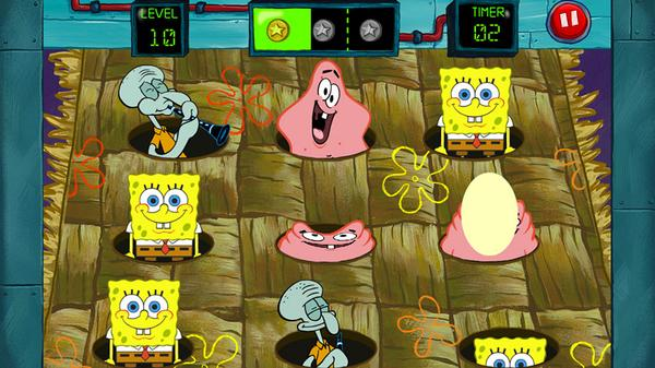 Bikini Bottom Bop 'Em Screenshot Picture