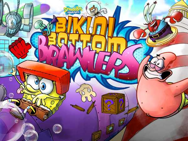 SpongeBob SquarePants: Bikini Bottom Brawlers