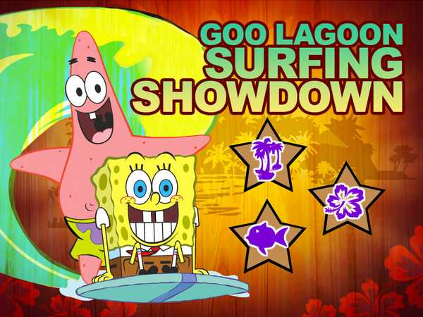 SpongeBob SquarePants: Surfing Showdown