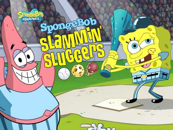 SpongeBob SquarePants: Slammin' Sluggers