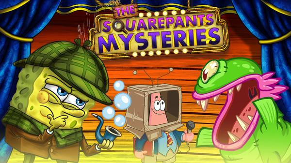 The SquarePants Mysteries Featured Image