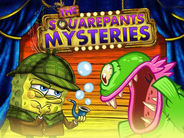 SpongeBob SquarePants: The SquarePants Mysteries