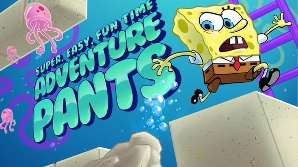 Super, Easy, Fun Time Adventure Pants Featured Image