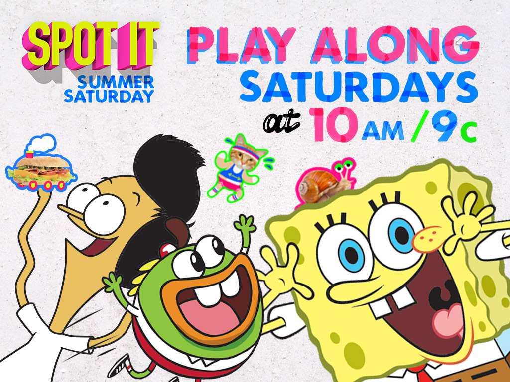 Play SpongeBob SquarePants Games for Free on Nick.com