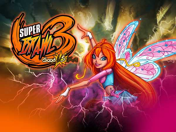 Promo type 1: Super Brawl 3 - Winx