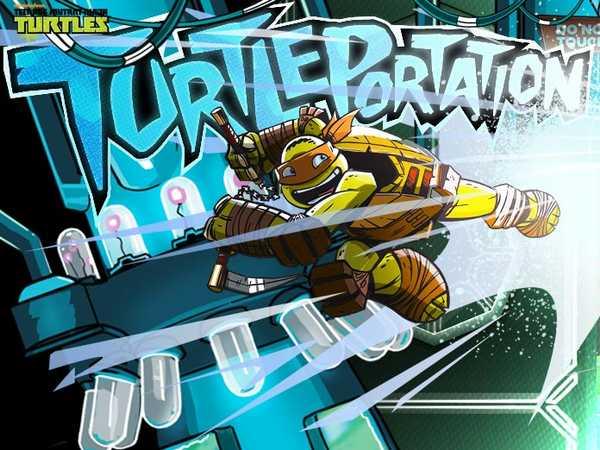 Teenage Mutant Ninja Turtles: Turtleportation