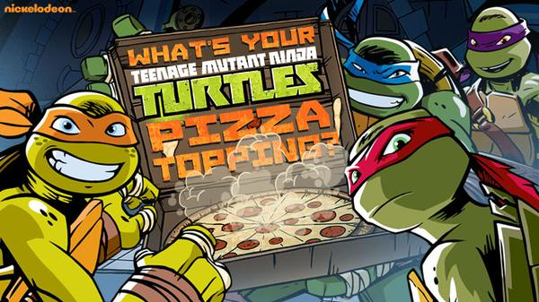 What's Your TMNT Pizza Topping? Featured Image