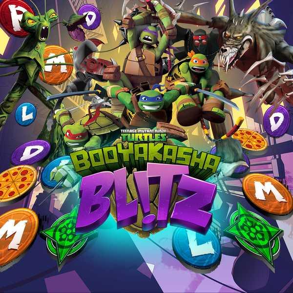 TMNT Booyakasha Blitz